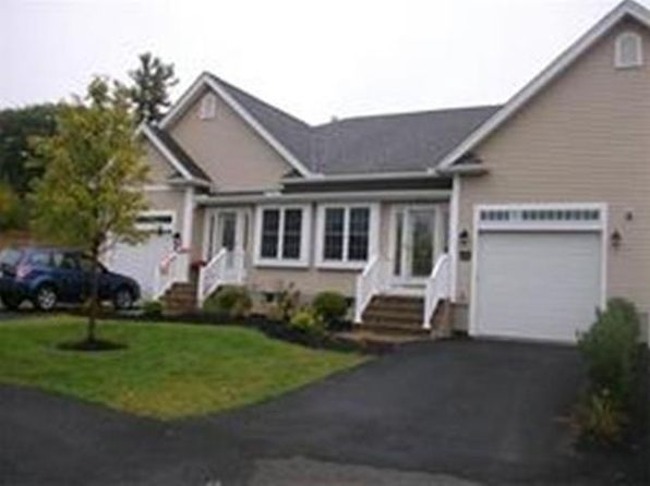 2 bed 3 bath Condo at 7 Madison Way Hubbardston, MA, 01452 is for sale at 275k - google static map