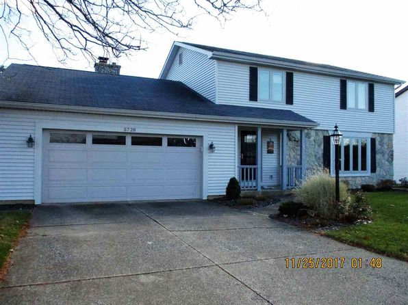 4 bed 3 bath Single Family at 5728 LANCASHIRE CT FORT WAYNE, IN, 46825 is for sale at 165k - 1 of 8