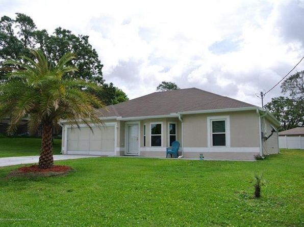 3 bed 2 bath Single Family at 2378 Bonkirk Ave Spring Hill, FL, 34609 is for sale at 145k - 1 of 27