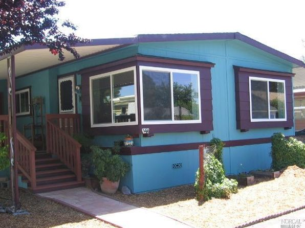 2 bed 2 bath Mobile / Manufactured at 146 Chapala Dr Santa Rosa, CA, 95403 is for sale at 190k - 1 of 8