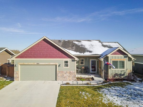 4 bed 3 bath Single Family at 884 Cliffrose Way Severance, CO, 80550 is for sale at 360k - 1 of 39