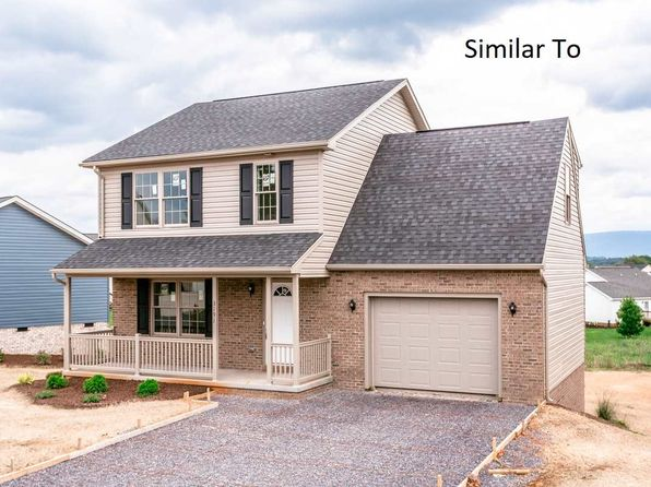 4 bed 3 bath Single Family at 3530 Majestic Cir Broadway, VA, 22815 is for sale at 210k - google static map