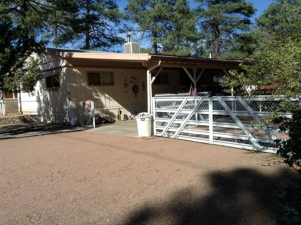 2 bed 2 bath Mobile / Manufactured at 207 S Colcord Rd Payson, AZ, 85541 is for sale at 149k - google static map