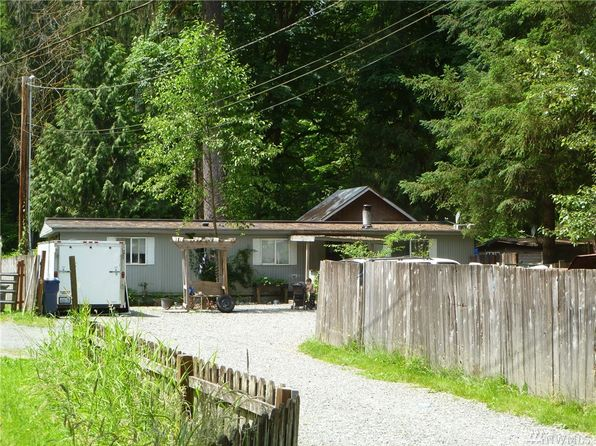 3 bed 2 bath Single Family at 6428 Skinner Rd Granite Falls, WA, 98252 is for sale at 125k - 1 of 2