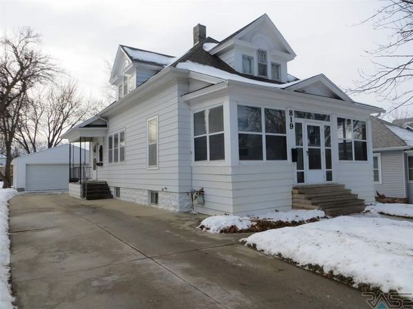 3 bed 2 bath Single Family at 819 W 8th St Sioux Falls, SD, 57104 is for sale at 139k - 1 of 32