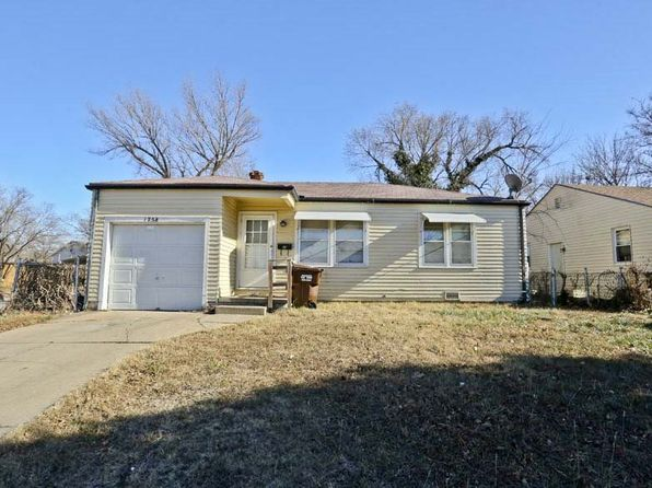 2 bed 1 bath Single Family at 1258 N Erie St Wichita, KS, 67214 is for sale at 0 - 1 of 16