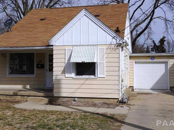 3 bed 1 bath Single Family at 606 Eureka St Peoria, IL, 61603 is for sale at 27k - 1 of 13