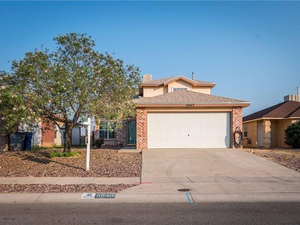 4 bed 3 bath Single Family at 5645 Rick Husband Dr El Paso, TX, 79934 is for sale at 125k - 1 of 24