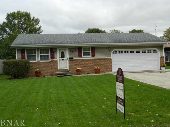 3 bed 2 bath Single Family at 503 W Warren St Le Roy, IL, 61752 is for sale at 120k - 1 of 16