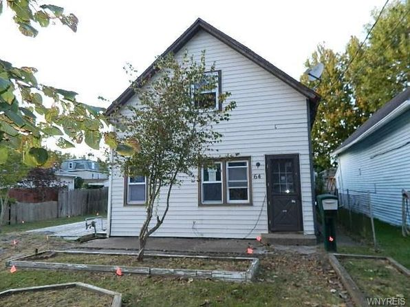 1 bed 1 bath Single Family at 64 Miller St North Tonawanda, NY, 14120 is for sale at 19k - 1 of 24