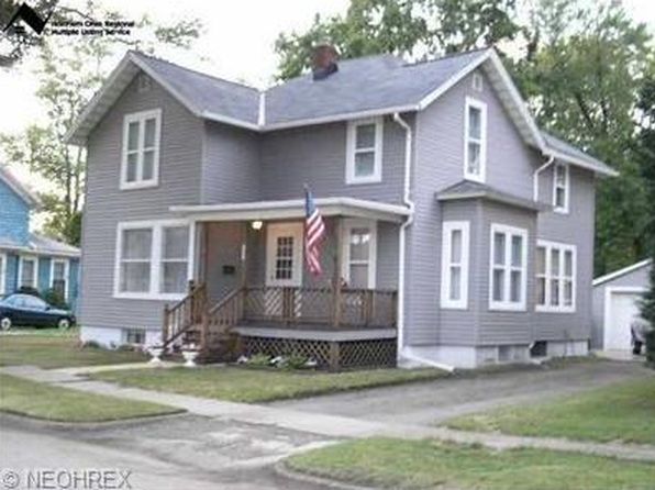 4 bed 1 bath Single Family at 318 Adams St Conneaut, OH, 44030 is for sale at 69k - 1 of 5