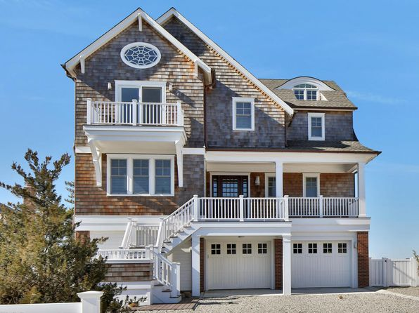 6 bed 5 bath Single Family at 1310 Bay Ave Mantoloking, NJ, 08738 is for sale at 4.72m - 1 of 23
