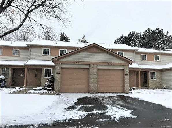 2 bed 2 bath Condo at 6349 Hunter Pointe St Westland, MI, 48185 is for sale at 134k - 1 of 30