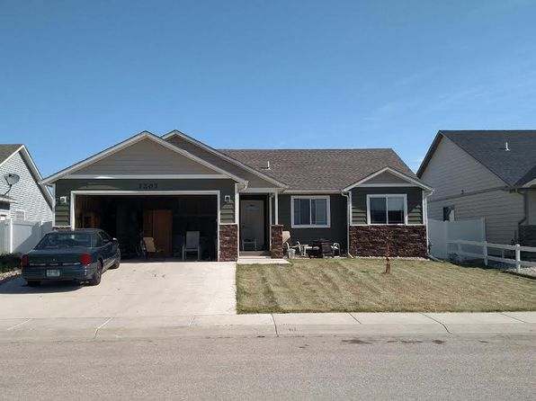 3 bed 2 bath Single Family at 1203 Big Sky St Gillette, WY, 82718 is for sale at 190k - google static map