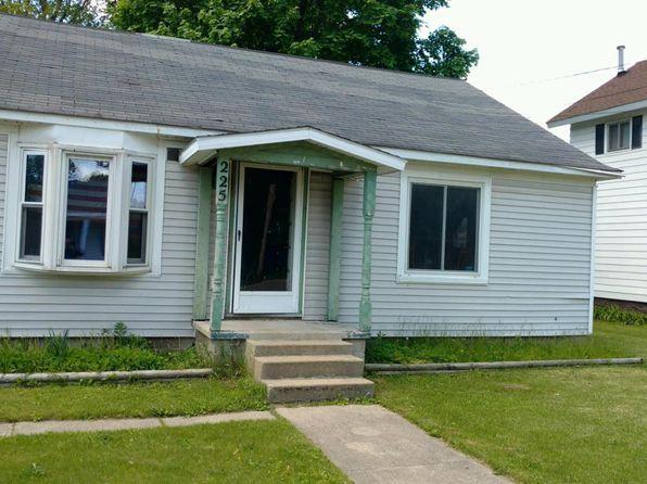 4 bed 1 bath Single Family at 225 N Oak St Evart, MI, 49631 is for sale at 50k - 1 of 6