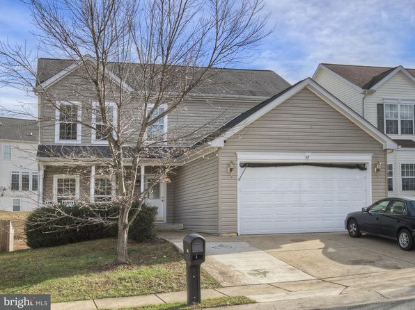 4 bed 3 bath Single Family at 68 Glacier Way Stafford, VA, 22554 is for sale at 340k - 1 of 22