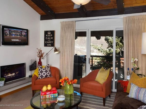 2 bed 2 bath Condo at 400 Woods Rd Aspen, CO, 81611 is for sale at 398k - 1 of 11