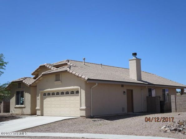 3 bed 2 bath Single Family at 1534 Cottonwood Canyon Dr Benson, AZ, 85602 is for sale at 133k - 1 of 35