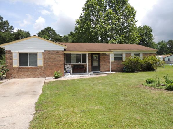 3 bed 2 bath Single Family at 302 Dale Dr Jacksonville, NC, 28540 is for sale at 108k - 1 of 12