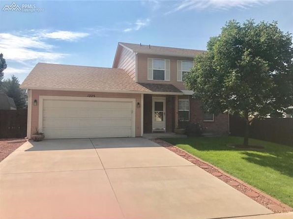 3 bed 3 bath Single Family at 1225 Marsh Hawk Dr Colorado Springs, CO, 80911 is for sale at 258k - 1 of 15