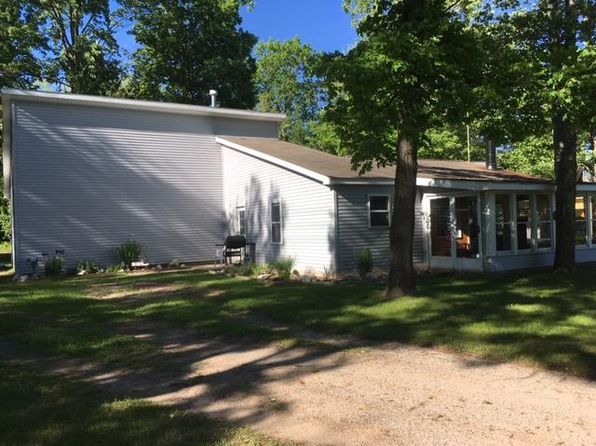 2 bed 1 bath Single Family at 1366 E Mullett Lake Rd Indian River, MI, 49749 is for sale at 189k - 1 of 10