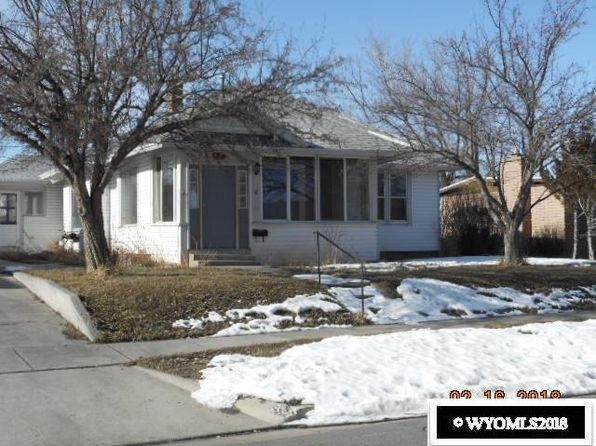 3 bed 2 bath Single Family at 1325 SUMMIT ST EVANSTON, WY, 82930 is for sale at 160k - google static map