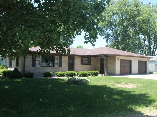 2 bed 1 bath Single Family at 1633 N 40th Rd Earlville, IL, 60518 is for sale at 95k - 1 of 19