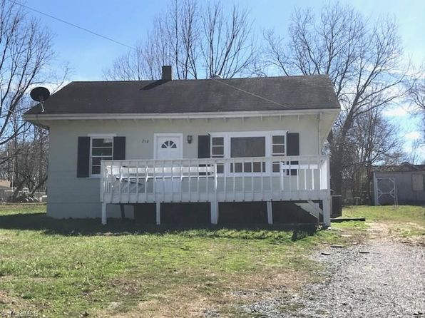 2 bed 1 bath Single Family at 210 Roseboro Dr Asheboro, NC, 27203 is for sale at 45k - 1 of 2