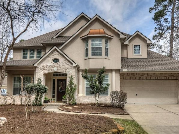 4 bed 4 bath Single Family at 71 W PRAIRIE DAWN CIR CONROE, TX, 77385 is for sale at 345k - 1 of 29