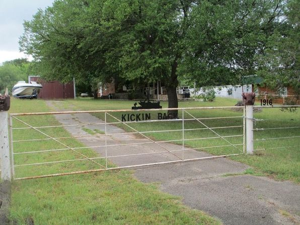 2 bed 1.1 bath Single Family at 1916 Roadrunner Rd Graford, TX, 76449 is for sale at 129k - 1 of 11