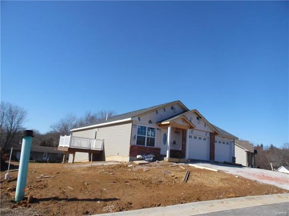2 bed 2 bath Single Family at 733 Lake Cottage Ct Villa Ridge, MO, 63089 is for sale at 200k - 1 of 16
