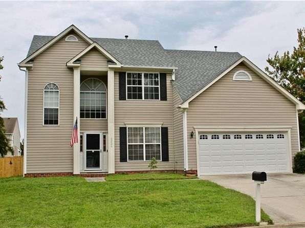 4 bed 3 bath Single Family at 6226 Burbage Acres Dr Suffolk, VA, 23435 is for sale at 275k - 1 of 31