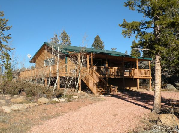 2 bed 2 bath Single Family at 52 Sioux Ct Red Feather Lakes, CO, 80545 is for sale at 285k - 1 of 29