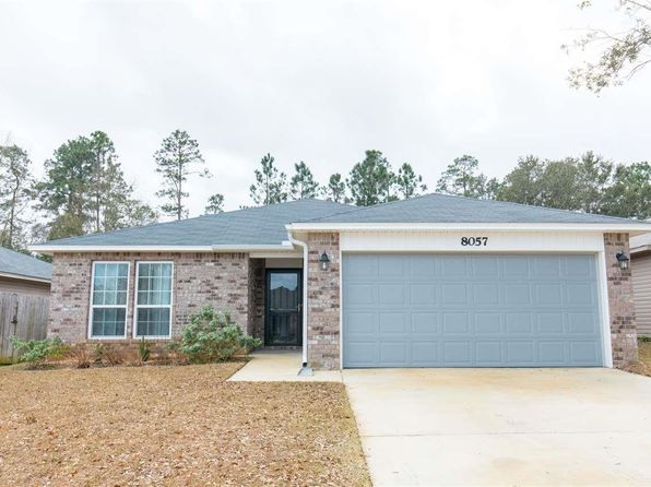 3 bed 2 bath Single Family at 8057 Nalo Creek Loop Pensacola, FL, 32514 is for sale at 157k - 1 of 16