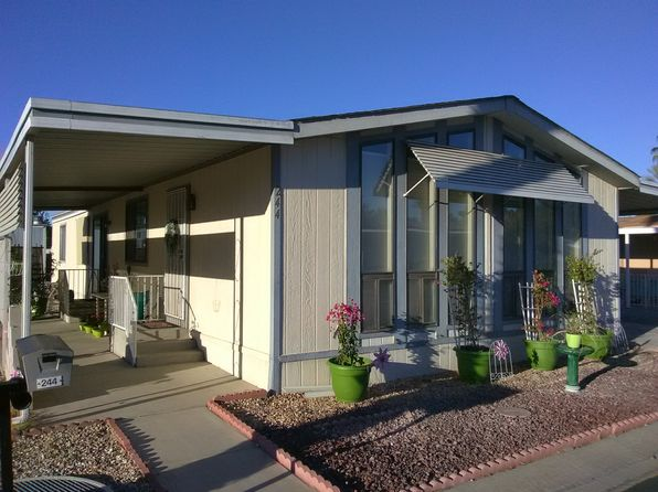2 bed 2 bath Mobile / Manufactured at 244 Settles Dr Cathedral City, CA, 92234 is for sale at 44k - 1 of 16