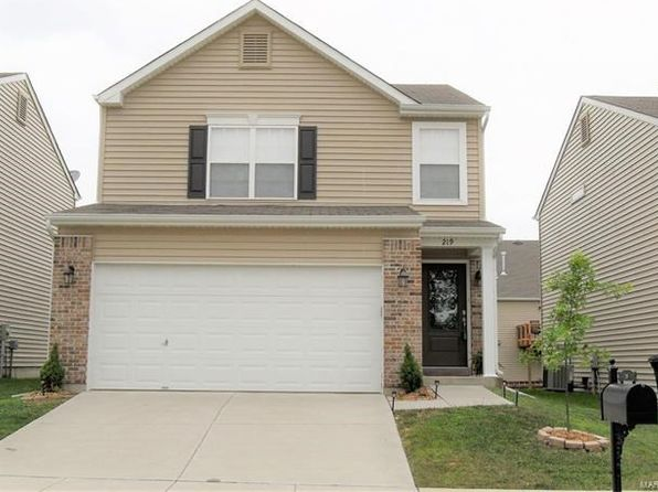 2 bed 2 bath Single Family at 219 Cimarron Ridge Xing Wentzville, MO, 63385 is for sale at 165k - 1 of 32
