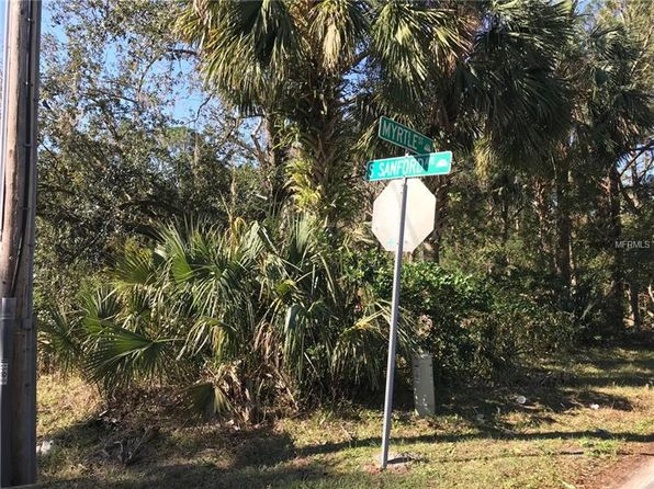 null bed null bath Vacant Land at 125 Myrtle St Sanford, FL, 32773 is for sale at 75k - 1 of 6