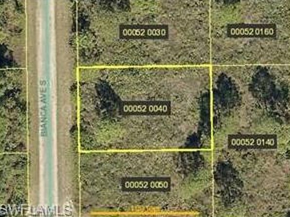 null bed null bath Vacant Land at 713 BIANCA LEHIGH ACRES, FL, 33974 is for sale at 5k - google static map