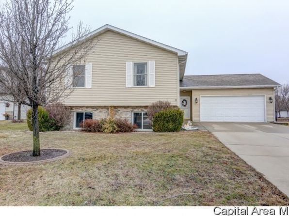 3 bed 3 bath Single Family at 4409 Clearwater Ln Springfield, IL, 62703 is for sale at 185k - 1 of 35