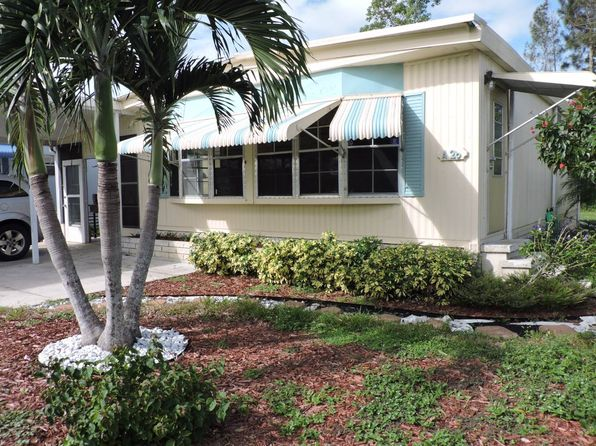 2 bed 1 bath Mobile / Manufactured at 1455 90th Ave. A26 Vero Beach, FL, 32966 is for sale at 28k - 1 of 2