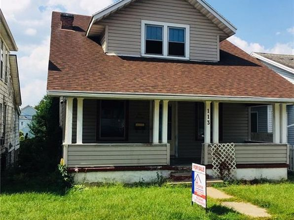 3 bed 2 bath Single Family at 113 Grove Ave Dayton, OH, 45404 is for sale at 15k - google static map