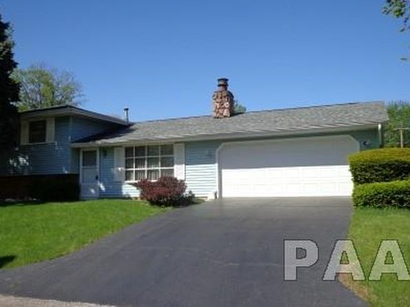 3 bed 2 bath Single Family at 108 Cobblestone Ln East Peoria, IL, 61611 is for sale at 134k - 1 of 24
