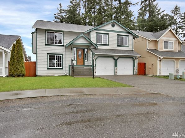 4 bed 3 bath Single Family at 1205 179th Street Ct E Spanaway, WA, 98387 is for sale at 305k - 1 of 19