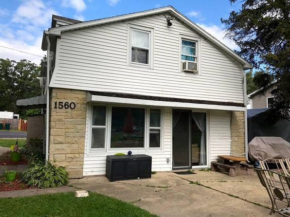 3 bed 2 bath Single Family at N1560 Orchid Dr Genoa City, WI, 53128 is for sale at 115k - 1 of 18
