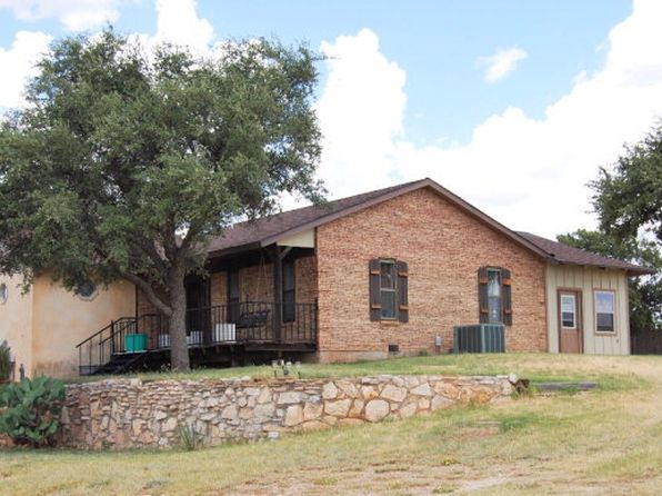 2 bed 3 bath Single Family at 1724 County Road 220 Sweetwater, TX, 79556 is for sale at 215k - google static map