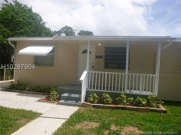 3 bed 3 bath Single Family at 6433 Evans St Hollywood, FL, 33024 is for sale at 250k - 1 of 31