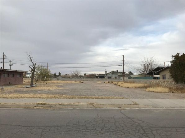 null bed null bath Vacant Land at 599 Schwabe St El Paso, TX, 79907 is for sale at 35k - 1 of 9