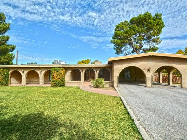 5 bed 3 bath Single Family at 4220 BOY SCOUT LN EL PASO, TX, 79922 is for sale at 455k - 1 of 26