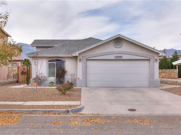 4 bed 2 bath Single Family at 10939 CATTLE RANCH ST EL PASO, TX, 79934 is for sale at 132k - 1 of 21