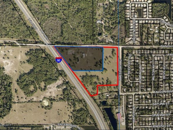null bed null bath Vacant Land at 5905 Ranch Rd Cocoa, FL, 32927 is for sale at 475k - google static map